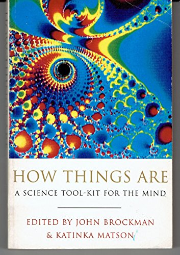9781857997378: How Things are: Science Tool Kit for the Mind