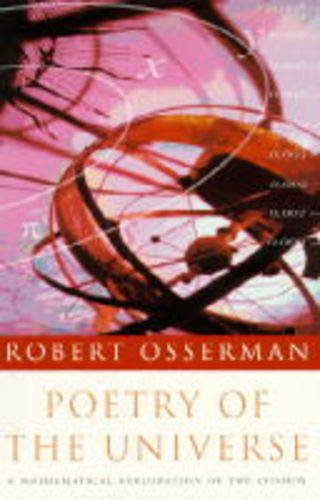 9781857998177: POETRY OF THE UNIVERSE: MATHEMATICAL EXPLORATION OF THE COSMOS