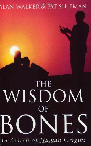9781857998740: The Wisdom of Bones: In Search of Human Origins