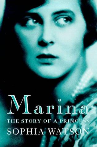 9781857999709: Marina: The Story Of A Princess