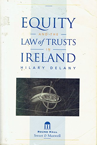 9781858000671: Equity and the Law of Trusts in Ireland