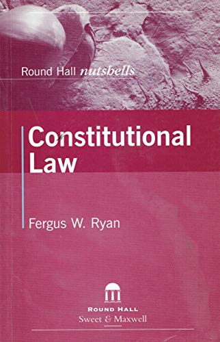 9781858002286: Constitutional Law (Nutshell)