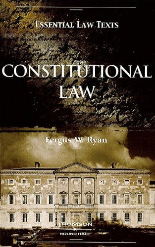 9781858002576: Constitutional Law (Essential Law Texts)