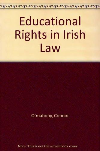 Educational Rights In Irish Law