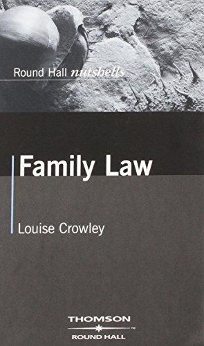 9781858005003: Family Law Nutshell (Nutshells)