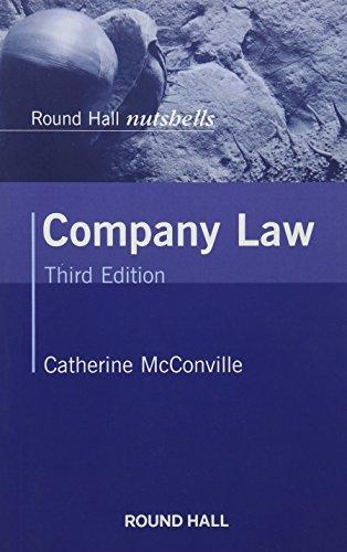 9781858007168: Company Law
