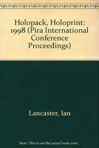 9781858022543: Holo-Pack/Holo-Print GuideBook (Pira International conference proceedings)