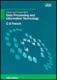 Oliver and Chapman's Data Processing and Information Technology (Complete Course Texts): ...