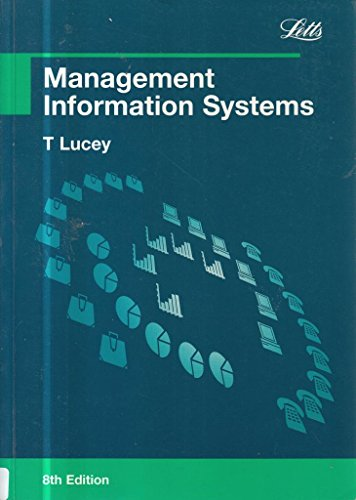 9781858053035: Management Information Systems (Management textbooks)