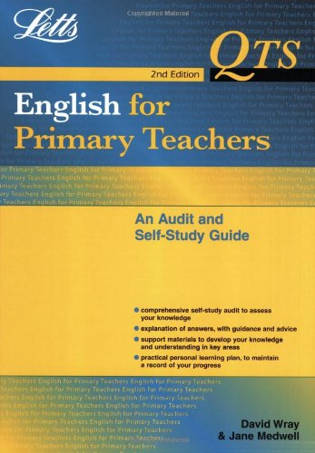 9781858053172: Letts QTS – QTS: English for Primary Teachers (QTS: Audit & Self-Study Guides)