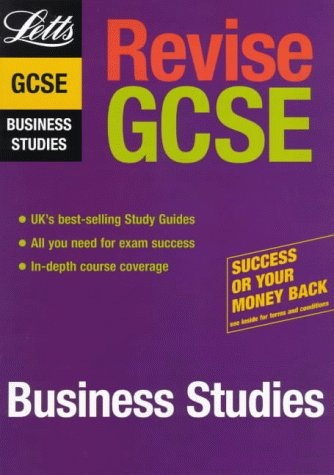 9781858054216: Revise GCSE Business Studies
