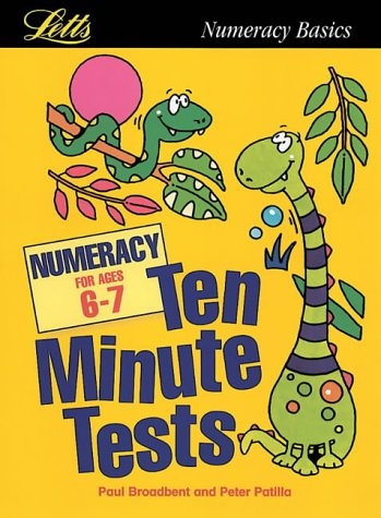 Revise National Tests: Key Stage 1: Writing, Reading, Maths & Numeracy Basics: Ten Minute Tests...