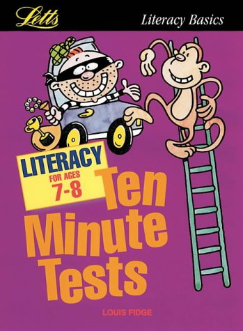 9781858056081: Literacy: Age 7-8 (Ten Minute Tests)