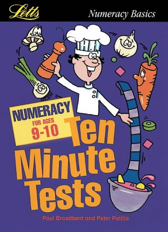 9781858056135: Numeracy: Age 9-10 (Ten Minute Tests)