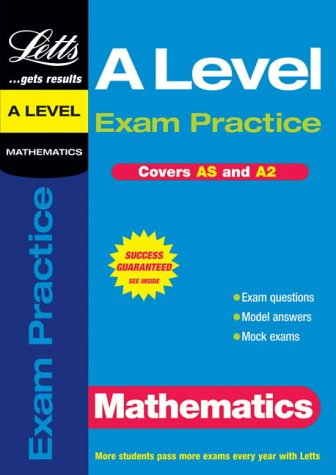 9781858058948: A Level Exam Practice: Maths (AS/A2 Exam Practice S.)