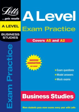 9781858058986: A Level Exam Practice: Business Studies (AS/A2 Exam Practice)