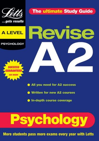 9781858059099: Revise A2: Psychology