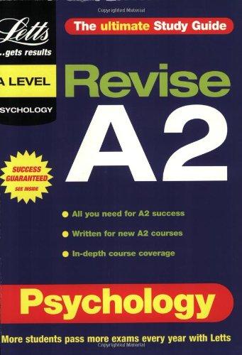 9781858059099: Psychology (Revise A2)