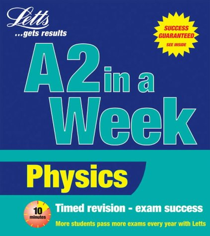 9781858059181: Physics (Revise A2 in a Week)