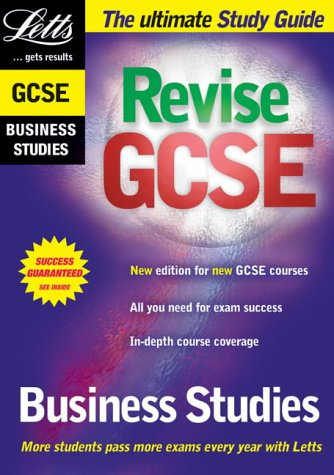 9781858059389: Revise GCSE Business Studies (Revise GCSE Study Guide)