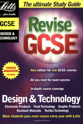 9781858059396: Revise GCSE Design and Technology