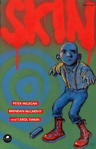 9781858090009: SKIN: A Graphic Novel for Adults