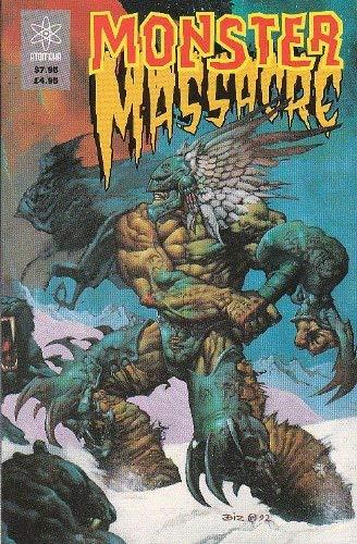 Monster Massacre: Elliott, Dave; Furman,