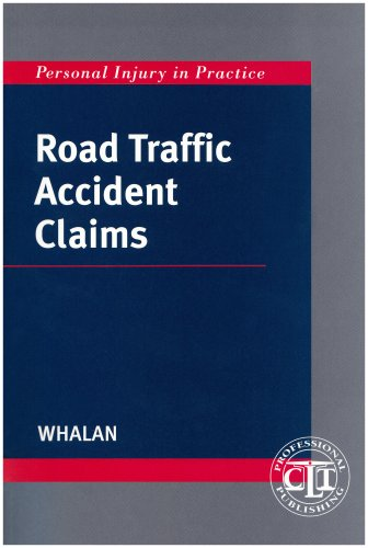 Road Traffic Accident Claims (Personal injury in: Whalan, Mark