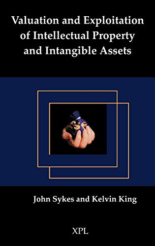 9781858112817: Valuation and Exploitation of Intellectual Property and Intangible Assets