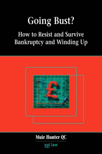 9781858113685: Going Bust?: How to Resist and Survive Bankruptcy and Winding Up
