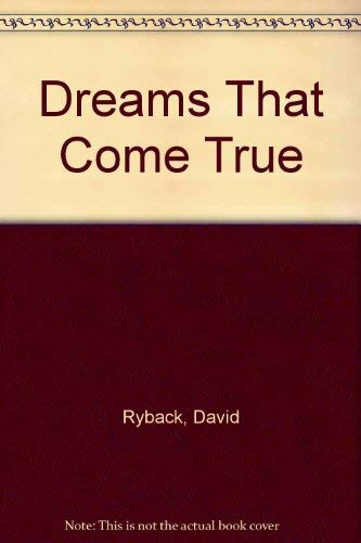 9781858131788: Dreams That Come True