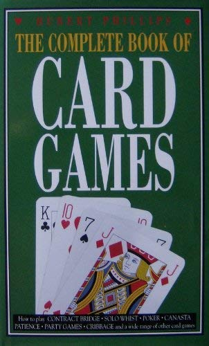 9781858131894: THE COMPLETE BOOK OF CARD GAMES