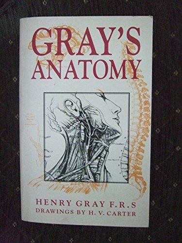 9781858132914: GRAY'S ANATOMY