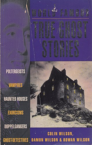 9781858133799: True Ghost Stories (World Famous)