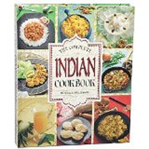 9781858134109: STEP BY STEP INDIAN COOKBOOK.