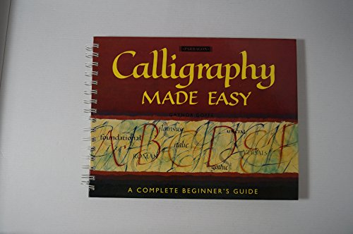 9781858134345: Calligraphy Made Easy