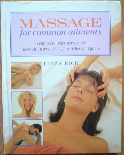9781858134499: Massage for Common Ailments (Health)