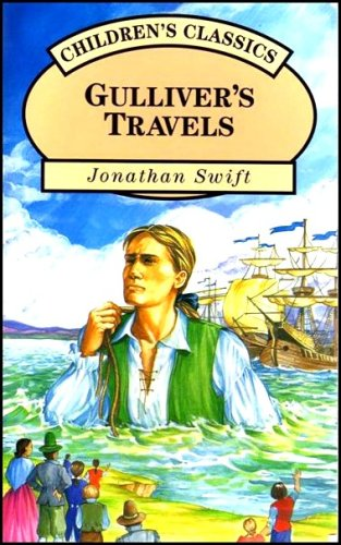 an analysis of the word yahoo in the story gullivers travel by jonathan swift