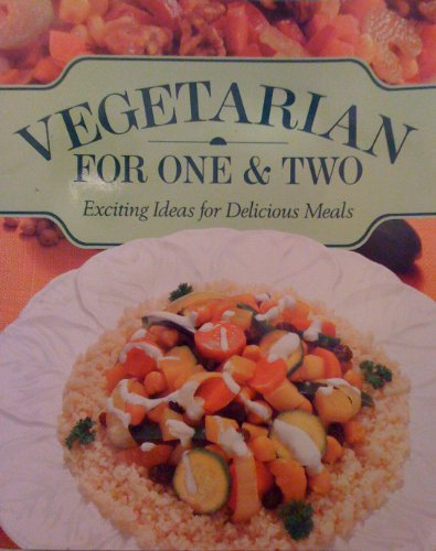 9781858135830: Vegetarian for One and Two