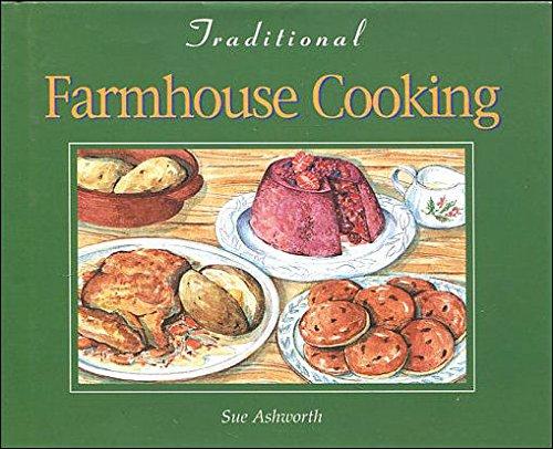 Farmhouse Cookery: Sue Ashworth