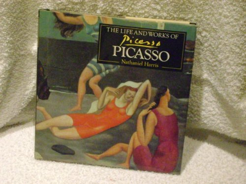 9781858136066: The Life and Works of Picasso