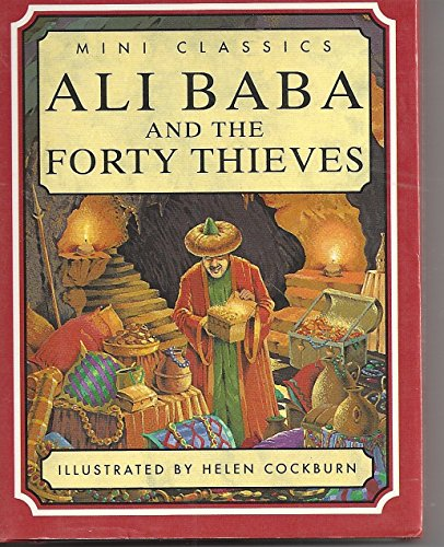 Ali baba and the forty thieves sparknotes