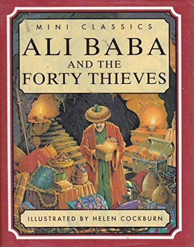 9781858136554: Ali Baba and the 40 Thieves