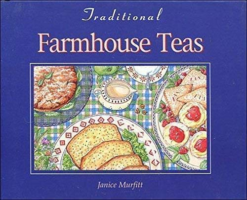 Traditional Farmhouse Tea (9781858136837) by Janice Murfitt