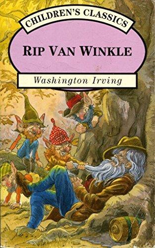 How many years did Rip Van Winkle sleep?