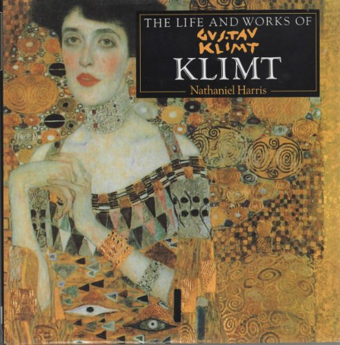 9781858139234: Life and Works of Gustav Klimt
