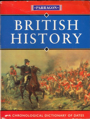 9781858139845: British History. A Chronological Dictionary of Dates