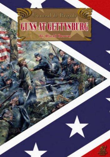 9781858185347: Guns at Gettysburg