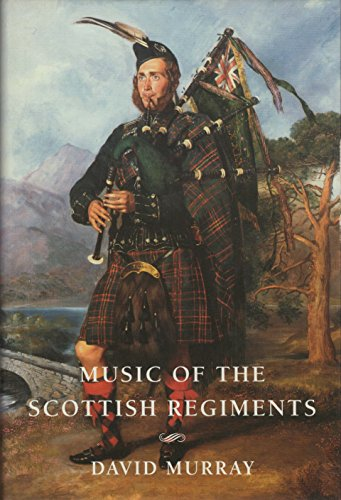 9781858211190: Music of the Scottish Regiments