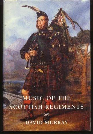 9781858211190: Music of the Scottish Regiments